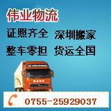 深圳到上海物流缩略图