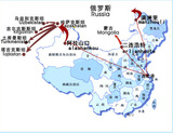 低价代理连云港至阿拉木图/塔什干等国际铁路运输缩略图